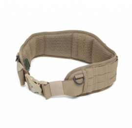 Warrior Assault Systeem Enhanced PLB Belt Coyote Brown MOLLE BELT