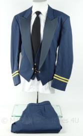 KLu Luchtmacht Avondtenue GLT uniform set - rang Kapitein - alles nieuw in verpakking - maat jas 56 1/4 - origineel