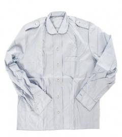 Dames blouse lichtblauw - lange mouw - ongebruikt - origineel