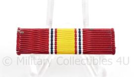 US medaille balk National Defense Service medal  - 4 x 1 cm - origineel