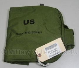 US m40 gasmasker tas voor Mask M40 series - origineel