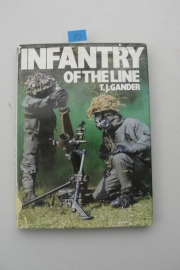 Boek Infantry of The Line - Nr. 29