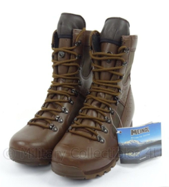 Meindl JUNGLE MASAI schoenen Jungle hoog model Bruin leder - ongebruikt - origineel KL - maat 290M = 45M