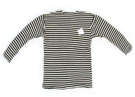 Russisch marine shirt Telnyashka - winter- ongebruikt origineel Russisch!