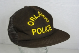 Orlando Police Baseball cap - Art. 631 - origineel