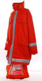 Crash Recovery Crew uniform set met speciale handschoenen - maat 58/60 - origineel