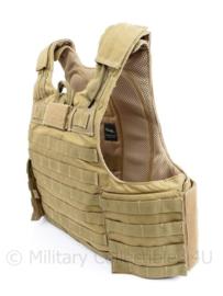 Nederlandse leger Profile Equipment Molle vest - NIJ IIIA  ballistische inhoud  - mechanisme volledig aanwezig en werkend - maat M - origineel