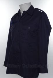 KMAR Koninklijke Marechaussee Overhemd VT lange mouw - maat 5060/8085 - origineel