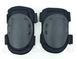 KMAR Marechaussee kniebeschermers zwart tactisch - NIEUW in verpakking - origineel