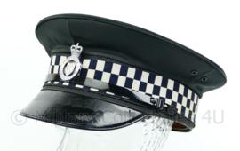 Britse politie pet met insigne - Norfolk constabulary - maat 60 - origineel
