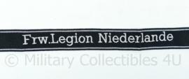 SS cufftitle Frw. Legion Niederlande - officier