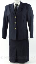 Koninklijke Marine dames winter uniform set - maat 38K - origineel