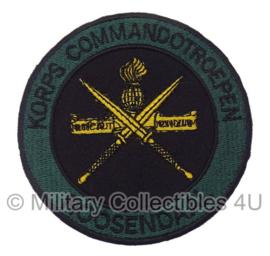 Korps Commandotroepen embleem - Roosendaal