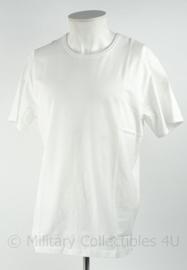 KM Marine Korps Mariniers T-shirt wit - maat Large - ongedragen - origineel