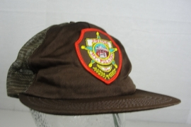 Police Mount Pulaski Illinois Baseball cap - Art. 537 - origineel
