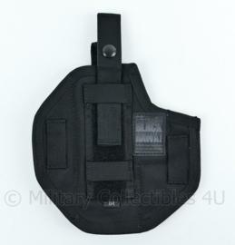 Blackhawk holster MOLLE zwart - 18,5 x 18 x 0,3 cm - NIEUW - origineel