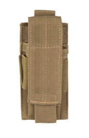 Magazijntas Single Magazin pouch koppeltas - MOLLE draagsysteem - 6 x 2 x 12 cm - COYOTE