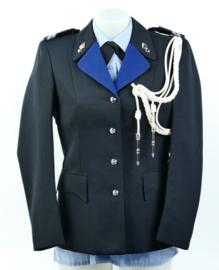 KMAR Marechaussee DAMES DT uniform jas met koord - Marechaussee der 2e klasse - NIEUW met aangehecht kaartje - maat 40 - origineel