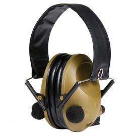 Electrische gehoorbescherming - nu in meerdere kleuren - bescherming bij het werk en toch kunnen praten!