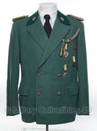 Duits antiek Förster boswachter uniform met onderscheidingen - maat 50 - origineel