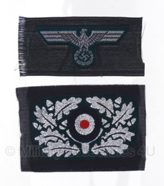 BEVO schirmmütze Crusher cap set - officier