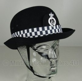 Britse dames politie hoed - Hertfordshire Constabulary -  meerdere maten - origineel