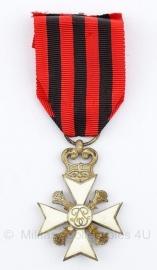 Belgische Burgerlijk ereteken medaille  - Origineel