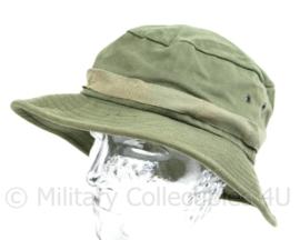 Onbekende Militaire Jungle hat Boonie groen - maat 60 - origineel