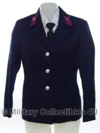 DDR NVA Brandweer uniform jasje DAMES - maat m82 - origineel