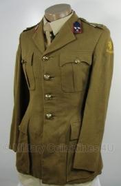 Nederlands leger artillerie Uniform jas Kapitein 50'er jaren - maat 48 origineel
