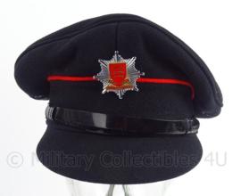 Britse politie Fire and Resque Service platte pet - maat 60 - origineel