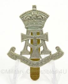 WO2 Britse baret of pet insigne van The Green Howards Assosiation- afmeting 3,5 x 5 cm - origineel