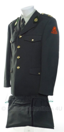 Nederlandse leger DT jas MET broek HEREN - Eerste Luitenant - maat 48 1/4 - origineel