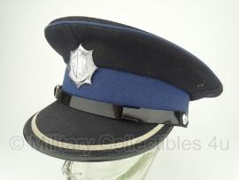Nederlandse Gemeentepolitie pet - Officier - maat 59 - origineel
