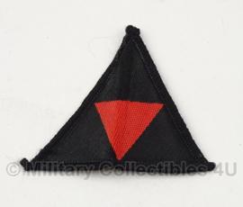 Britse moderne 3rd Mechanised Division embleem - origineel