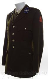 KL Nederlandse leger DT uniform jas Verbindingsdienst - Sergeant - maat 46 - origineel