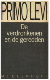 Boek De verdronkenen en de geredden Primolevi Meulenhoff