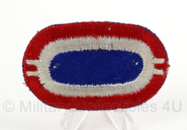 US  Army Oval wing 82nd Airborne Division 2nd batallion - afmeting 6 x 3,5 cm - origineel