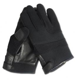 Handschoenen Neopreen / Kevlar - zwart