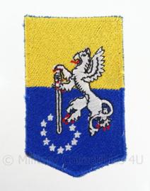 """KL eenheid DT embleem """"41ste lichte brigade"""" - DT2000 - origineel"""
