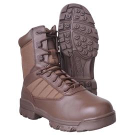 Bates Patrol boot Brown - maat 5W, 8M, 9M of 10M - nieuw in de doos - origineel