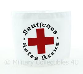 Armband DRK Duitse Rode Kruis  Deutsches Rotes Kreuz armband