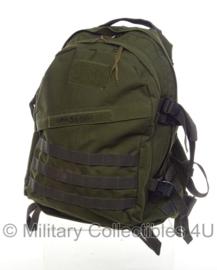 KL Daypack Grabbag Day Pack  LMB GROEN 35 liter - MOLLE - origineel