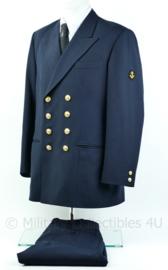 Korps Mariniers daagsblauw uniform  - maat L - Origineel