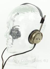 WO2 Duitse Kopfhorer koptelefoon - met snoer - origineel