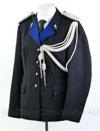 KMAR Marechaussee GLT uniformjas met nestelkoord en luxe epauletten - eerste Luitenant - maat 44 - origineel