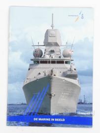 """Tijdschrift KM Koninklijke Marine """"de marine in beeld"""" - origineel"""