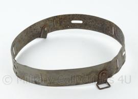 WO2 binnenrand van binnenwerk Duitse helm - doorsnede 20 cm - origineel