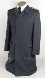 Polizei - overjas - grijs - met rangen origineel - maat 170/92