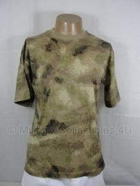 T shirt - 101 INC Recon- 100% katoen -ICC AU Autumn camo